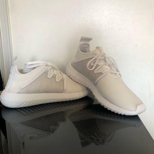 Adidas Tubular Sneakers Women's White 7.5